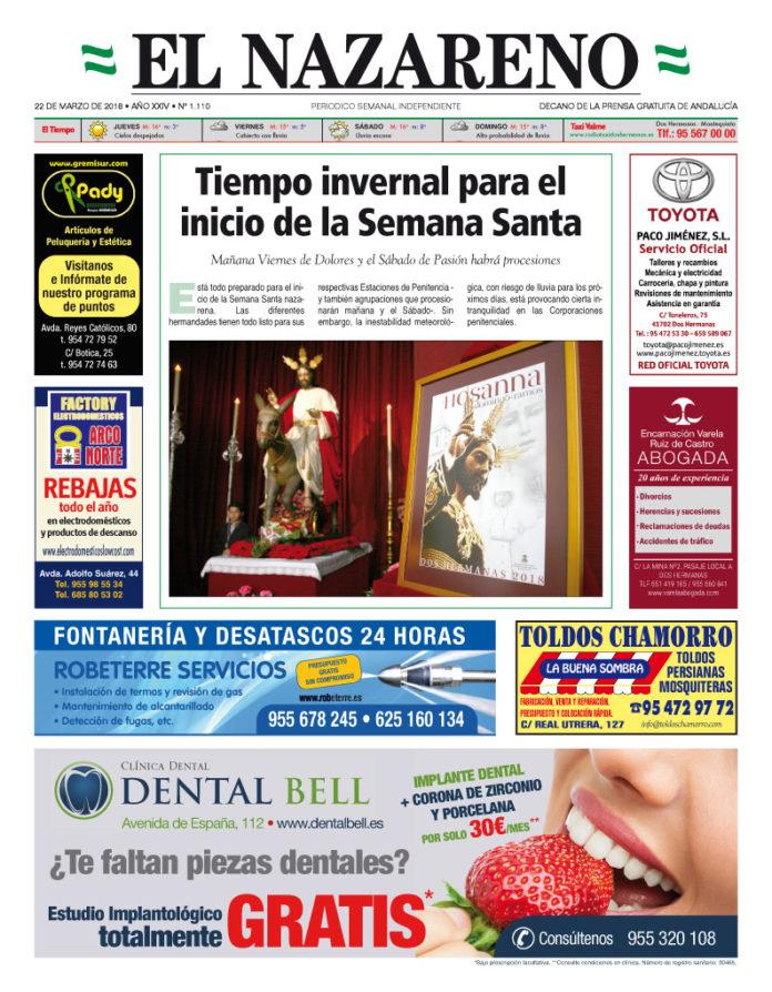 Periódico El Nazareno nº 1.110