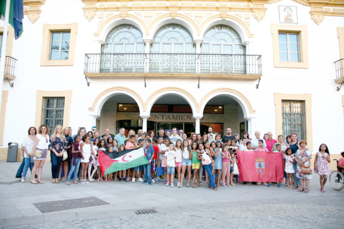 La Asociación Nazarena de Amigos del Pueblo Saharaui