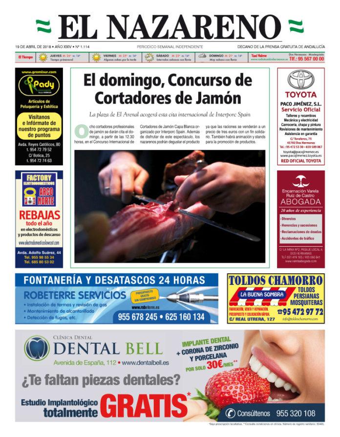 Periódico El Nazareno nº 1.114