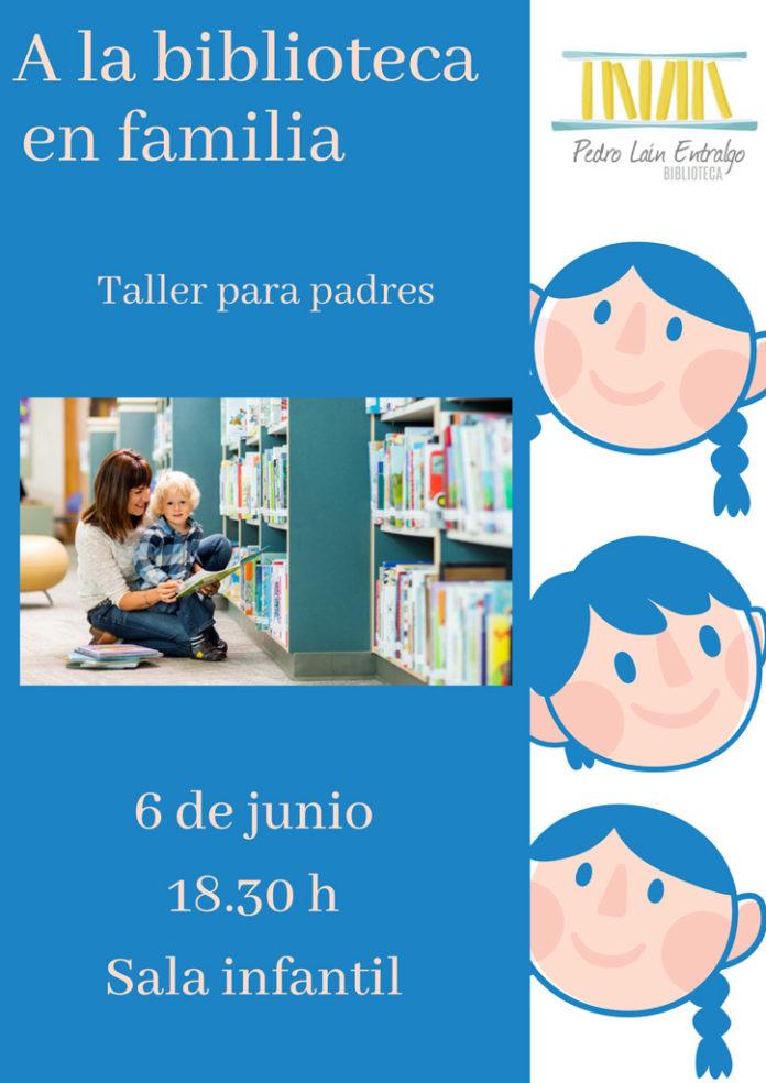 'A la biblioteca en familia'