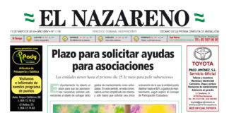 Periódico El Nazareno nº 1.118