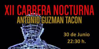 Carrera Nocturna Antonio Guzmán Tacón