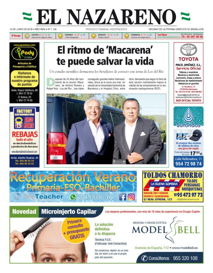 Periódico El Nazareno nº 1.122