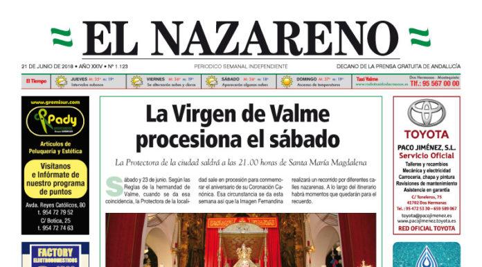 Periódico El Nazareno nº 1.123