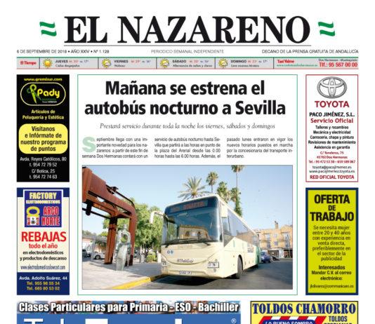 Periódico El Nazareno nº 1.128
