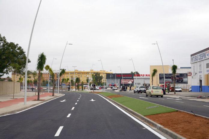 carretera de La Isla (SE-3205)