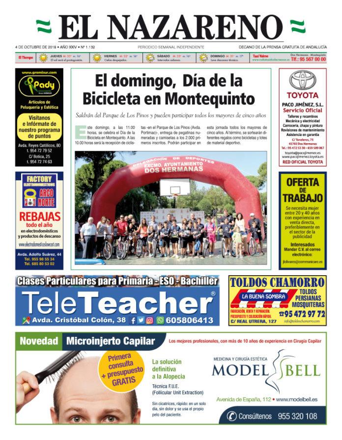 Periódico El Nazareno nº 1.132
