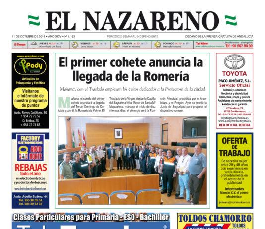 Periódico El Nazareno nº 1.133