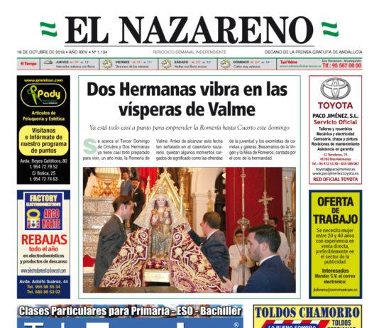 Periódico El Nazareno nº 1.134