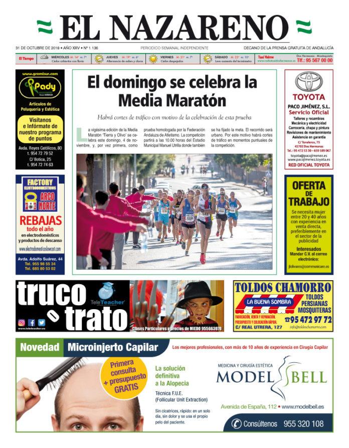 Periódico El Nazareno nº 1.136