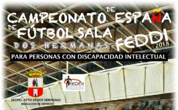 Fútbol Sala FEDDI