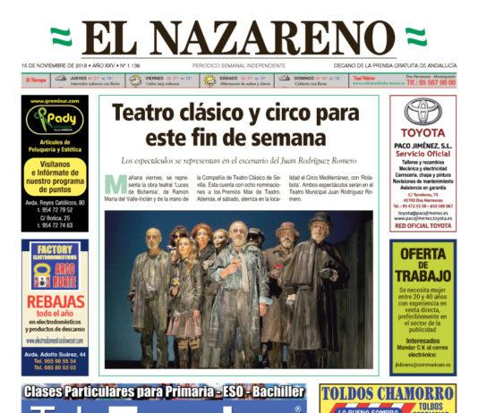 Periódico El Nazareno nº 1138