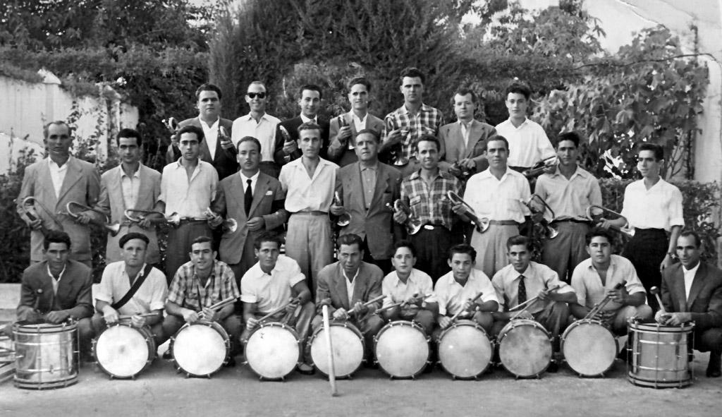 Banda de cornetas y tambores de Vera Cruz