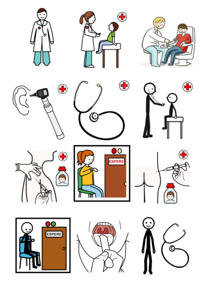 El Centro de Salud Los Montecillos