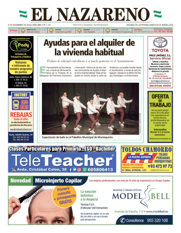Periódico El Nazareno nº 1141