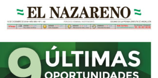 Periódico El Nazareno nº 1142