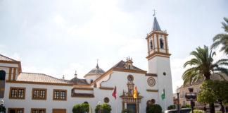 sacristía de la parroquia