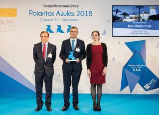 'Dos Pajaritas Azules 2019'
