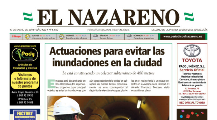 Periódico El Nazareno nº 1145