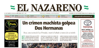 Periódico El Nazareno nº 1147