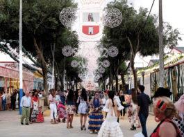 cartel de la Feria de Mayo