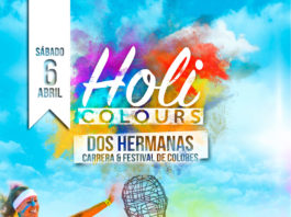 entradas del Holi Colours