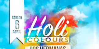 entradas del Holi Colours
