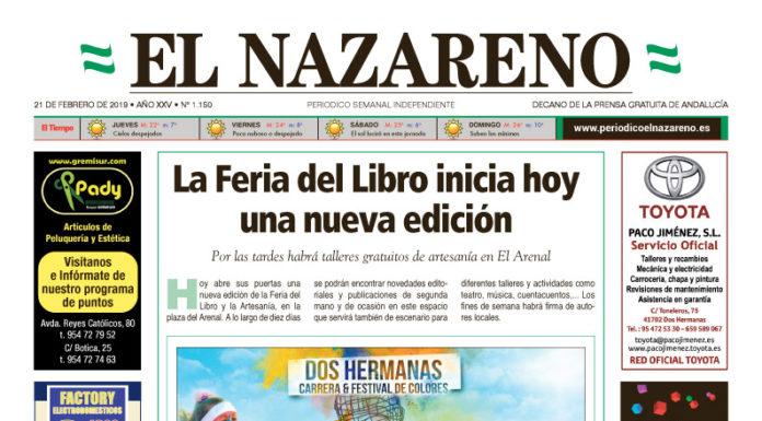 Periódico El Nazareno nº 1150