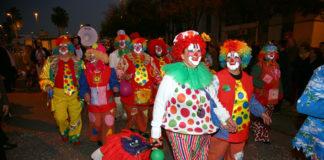 La Cabalgata de Carnaval