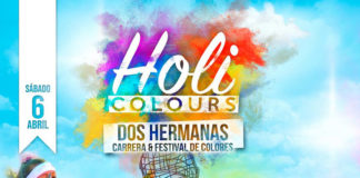 Holi Colours Dos Hermanas