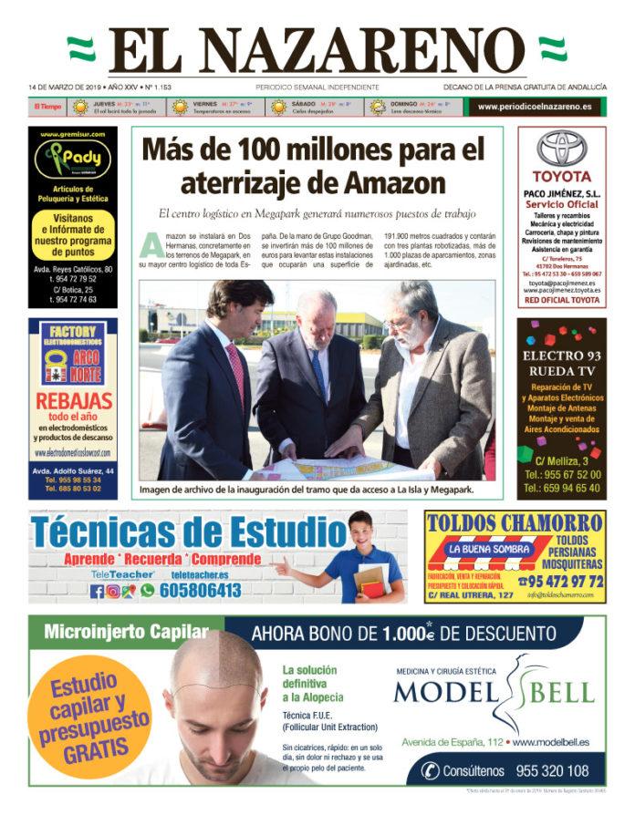 Periódico El Nazareno nº 1153