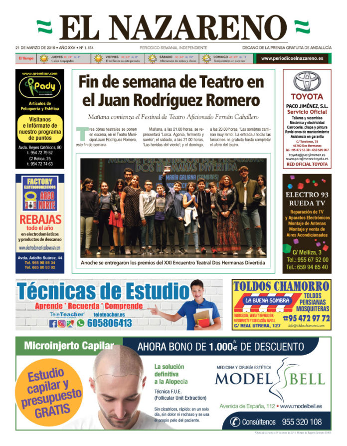 Periódico El Nazareno nº 1154