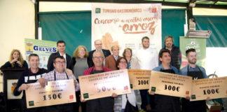XVII Concurso de Recetas Caseras de Arroz