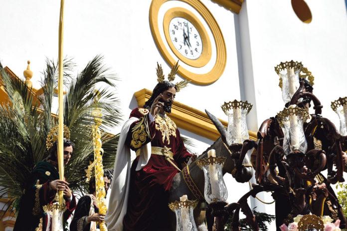Semana Santa nazarena 2021