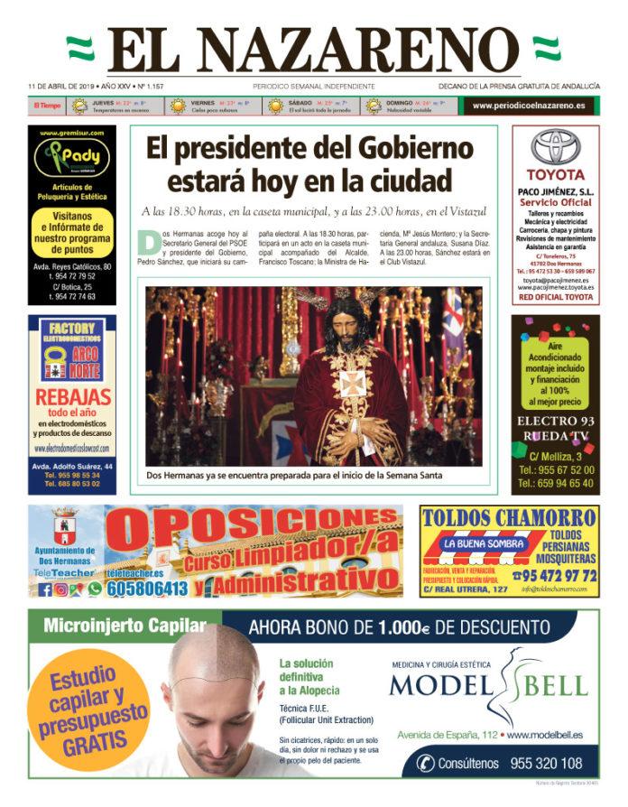 Periódico El Nazareno nº 1157