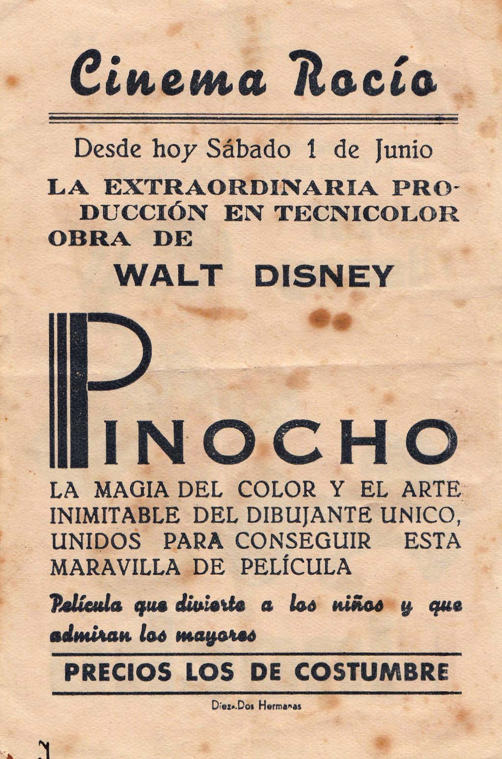 Cine Rocío
