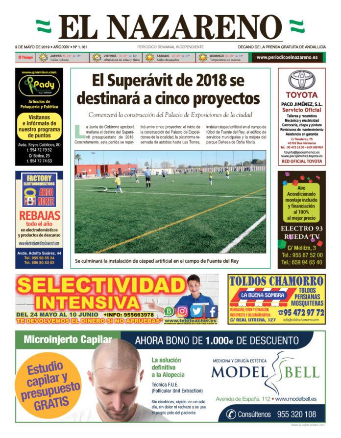 Periódico El Nazareno nº 1161