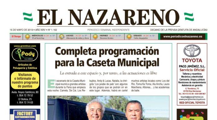 Periódico El Nazareno nº 1162