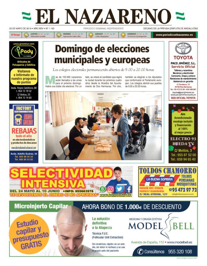 Periódico El Nazareno nº 1163