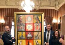 cartel del Corpus Christi sevillano