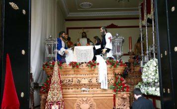 Imágenes de la Sagrada Cena