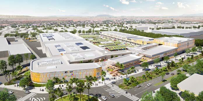 nuevo centro comercial WAY