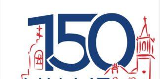 Logotipo por el 150º aniversario