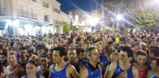 XIII Carrera Nocturna Antonio Guzmán Tacón