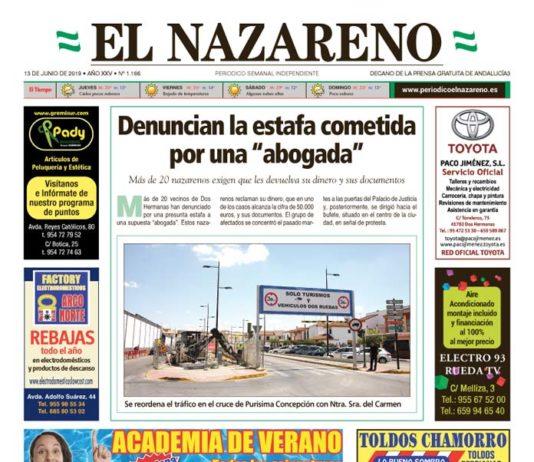 Periódico El Nazareno nº 1166
