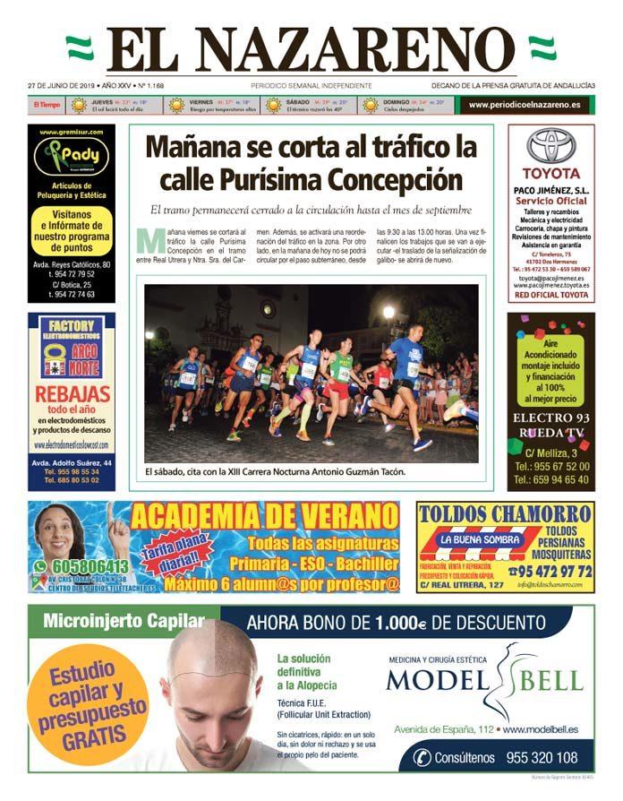 Periódico El Nazareno nº 1168