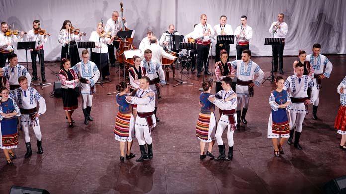 Jornadas Folclóricas Internacionales 2019