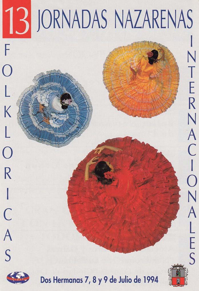 Cartel Jornadas Folkloricas