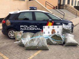 grupo criminal en Las Portadas
