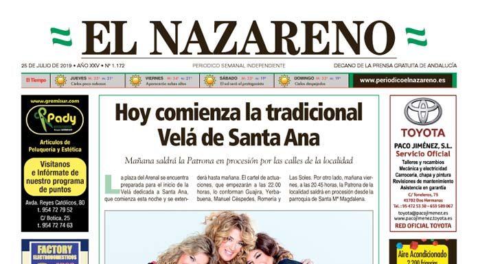 Periódico El Nazareno nº 1172